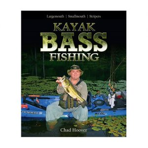 Kayak Bass Fishing Largemouth, Smallmouth, Stripers, By Chad Hoover