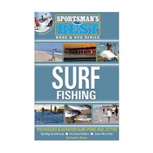 Sportsman's Best Surf Fishing Book & DVD Combo, By David A Brown