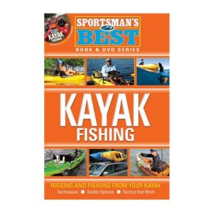 Sportsman's Best Kayak Fishing Book & DVD combo, By Jeff Weakley