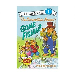 The Berenstain Bears Gone Fishin I Can Read Level 1