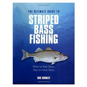 Ultimate Guide to Striped Bass Fishing Where To Find Them, How To Catch Them, By Eric Burnley