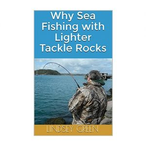 Why Fishing Lighter Tackle Rocks